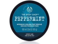 Creme de Hidratação Intensa para os Pés The Body Shop Hortelã 100ML