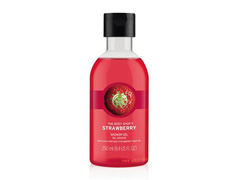 Sabonete Líquido em Gel The body Shop Morango 250ML