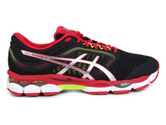 Tênis Asics Gel-Ziruss 3 Black/Speed Red Masculino - 1