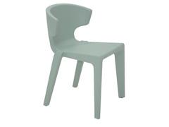 Cadeira Tramontina Marilyn em Polietileno sem Braços Sálvia