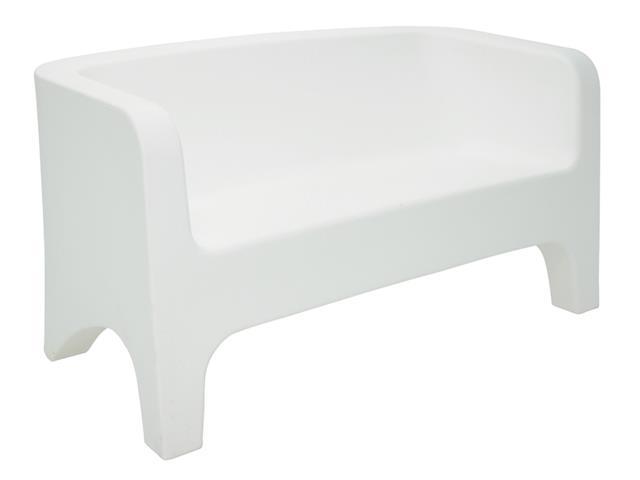 Sofá Tramontina Tonic em Polietileno Branco