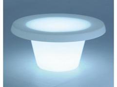 Mesa de Centro Tramontina Cona Lumiere Iluminada com Lâmpada Led
