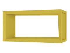 Estante Modular Retangular Tramontina Arty H Verde