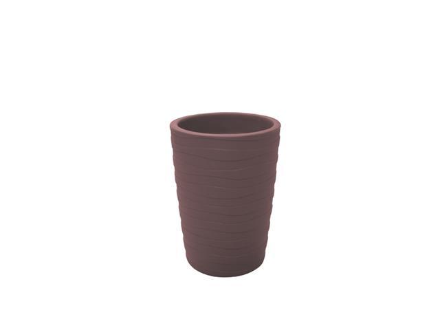 Vaso Grego Tramontina em Polietileno 50 cm Terracota