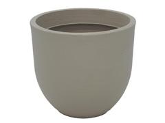 Vaso Laos Tramontina Basic em Polietileno 45 cm Bege - 0