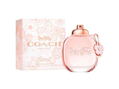 Perfume Coach Floral Feminino Eau de Parfum 90ml - 1