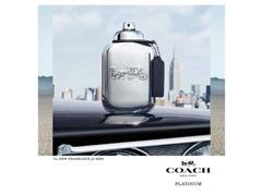 Perfume Coach Platinum Masculino Eau de Parfum 60ml - 3