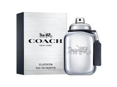 Perfume Coach Platinum Masculino Eau de Parfum 60ml - 1