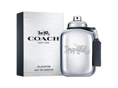 Perfume Coach Platinum Masculino Eau de Parfum 100ml - 1