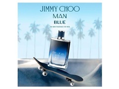 Perfume Jimmy Choo Blue Masculino Eau de Toilette 100ml - 3