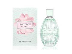 Perfume Jimmy Choo Flora Feminino Eau de Toilette 90ml - 1