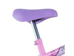 Bicicleta Infantil Track Bikes Pinky Aro 16 Rosa e Branco - 2