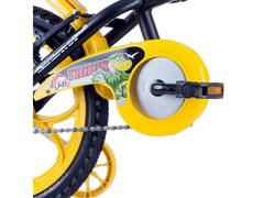Bicicleta Infantil Track Bikes Dino Aro 16 Preta - 2