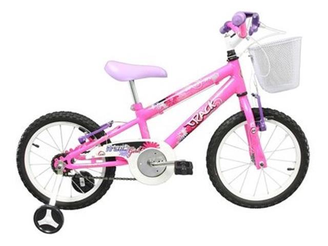 Bicicleta Infantil Track Bikes Track Girl Aro 16