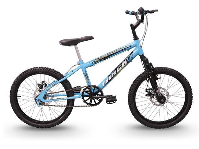 Bicicleta Track Bikes Rittual Aro 20 Azul
