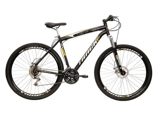 Bicicleta Track Bikes TB Niner Mountain 21V Aro 29 Preta