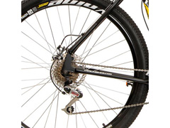Bicicleta Track Bikes TB Niner Mountain 21V Aro 29 Preta - 2