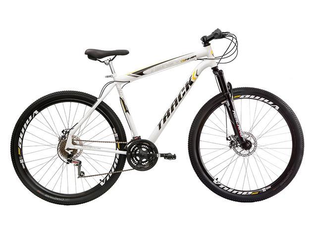 Bicicleta Track Bikes TB Niner Mountain 21V Aro 29 Branca
