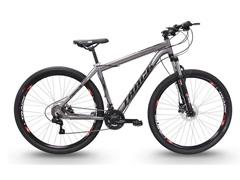 Bicicleta Track Bikes TB Trivo com Trava Guidão Aro 29 Grafite
