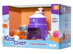 Máquina de Raspadinha Multikids BR111 Kids Chef com Acessórios