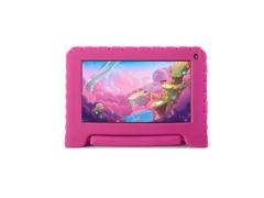 "Tablet Kid Pad Lite 8GB Multilaser NB303 Rosa 7"" - 1"
