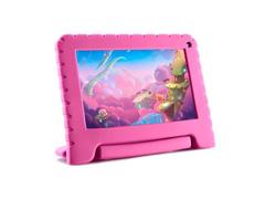 "Tablet Kid Pad Lite 8GB Multilaser NB303 Rosa 7"" - 0"