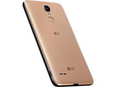 """Smartphone LG K9 TV Digital Duos Tela 5"""" 16GB 4G Câmera 8MP Dourado - 5"""