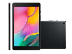 """Tablet Samsung Galaxy Tab A 8"""" Wi-Fi 32GB 2GB RAM Câm 8MP AF+2MP Preto - 0"""