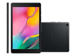 """Tablet Samsung Galaxy Tab A 8"""" 4G 32GB 2GB RAM Câmera 8MP AF+2MP Preto"""