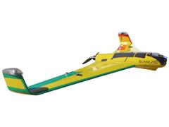 Drone XMobots Echar 20D Grãos VLOS com RTK HAG L1 L2 L5 Voo até 120m