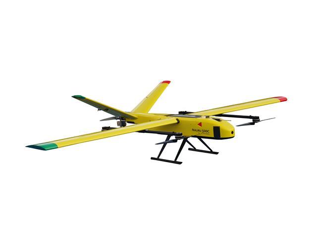 Drone XMobots Nauru 500C Grãos VLOS com RTK HAL L1 L2 Voo até 120m