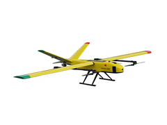Drone XMobots Nauru 500C BVLOS com RTK HAG L1 L2 L5 Voo acima de 120m