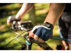Luva para Ciclismo Tramontina Tricolor Tamanho G - 1