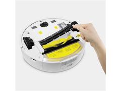 Robô Aspirador Karcher RC 3 Premium Branco Bivolt - 4