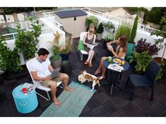 Conjunto Keter de Área Externa Rio Patio Set Mesa e 2 Cadeiras - 2