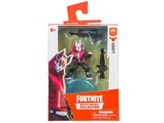 Mini Boneco Fortnite Colecionável com Base e Acessórios 15cm Sortido - 2