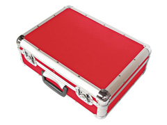 Maleta para Ferramentas Tramontina IEC Vermelha