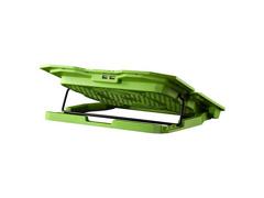 Cooler Gamer para Notebook Multilaser Warrior AC292 com Led Verde - 1