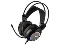 Headset Gamer Multilaser Warrior Thyra PH290 Rgb 7.1 com Vibração