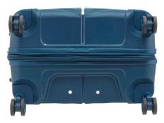 Mala de Viagem Samsonite Varro Azul Pavão Grande - 3