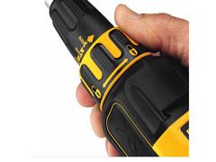 "Parafusadeira Drywall DeWalt Brushless 1/4"" c/ 2 Baterias 20V 2Ah - 3"