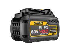 Bateria de Litio 20V/60V MAX 6.0AH FLEXVOLT DCB606-B3 DEWALT - 1