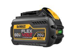 Bateria de Litio 20V/60V MAX 6.0AH FLEXVOLT DCB606-B3 DEWALT - 2