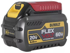 Bateria DeWalt 20V / 60V Flexvolt Li-Ion 6,0Ah com Indicação a LED - 2