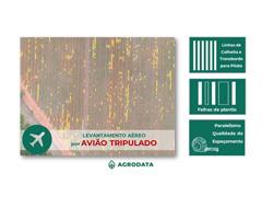 Mapeamento de Falhas por Imagens Aéreas - AgroData - 0
