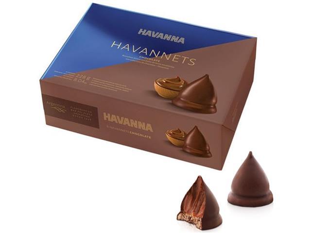 Havannets de Chocolate Havanna 6 Unidades
