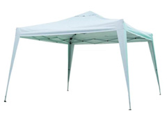 Tenda Gazebo X-Flex Oxford Mor Branco