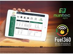 Gestão de Diesel e Operações da Frota Agrícola - Nuntec