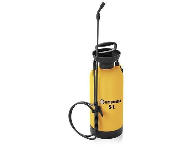 Pulverizador Compressão Prévia Costal Manual 5 Litros