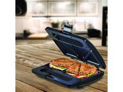 Sanduicheira Elétrica Black&Decker Preta 750W - 3